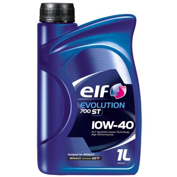 ELF EVOLUTION 700 ST 10W-40