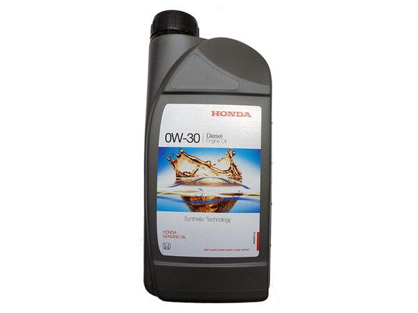 Оригинално двигателно масло Genuine Honda 0W-30 Diesel Engine Oil 1л