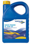 NSL WAVE POWER SL 15W-50 1л. North Sea Lubricants