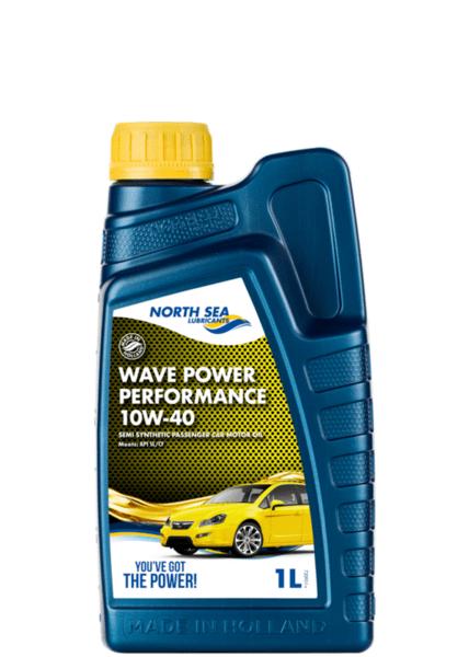 NSL  WAVE POWER PERFORMANCE 10W-40