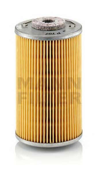 MANN P707 горивен филтър /HENGST E5KP /