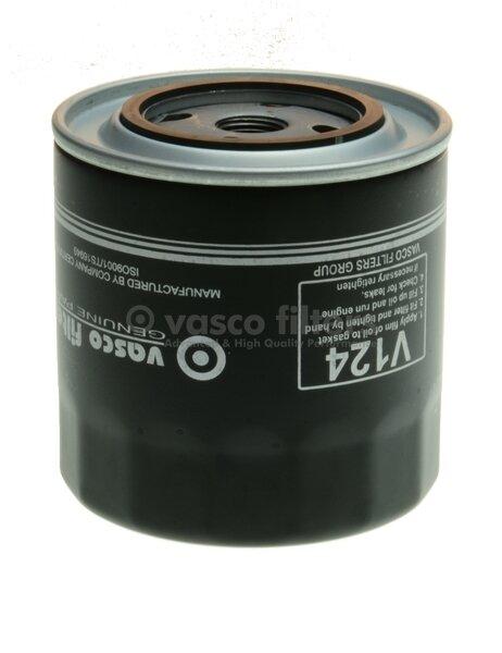 Vasco V124 маслен филтър HENGST H205W01
