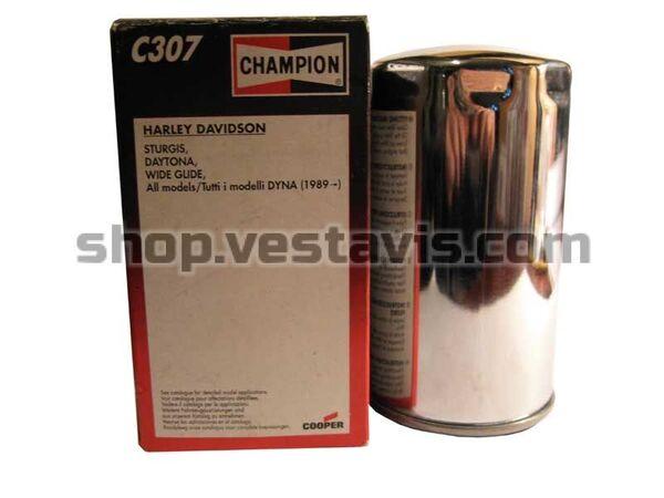 CHAMPION маслен филтър C307