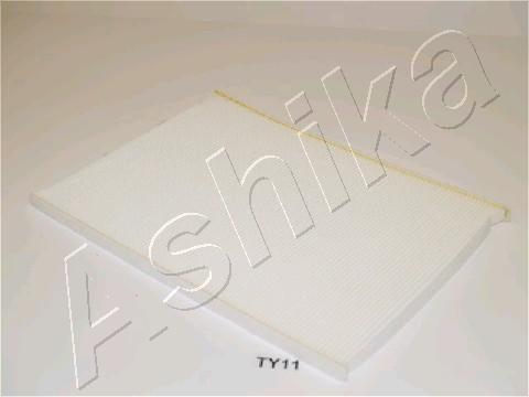 Ashika 21-TY-TY11 филтър поленов за купе HENGST E2999LI