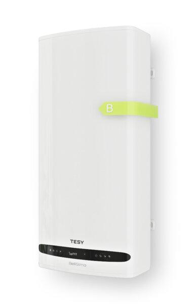 Електрически бойлер Tesy Bellislimo 100 GCR 100 27 22 E31 EC , 80 л,  хоризонтален или вертикален монтаж