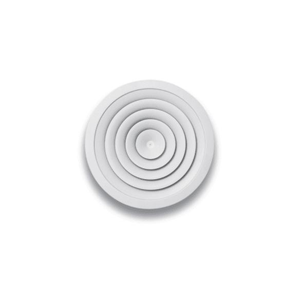 Кръгъл таванен дифузор Lindab OD-1