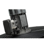 Взривозащитен аксиален вентилатор Vortice E 304 T ATEX II, 1585 м3/ч, 125°C-Copy