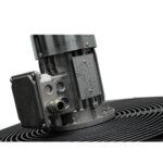 Взривозащитен аксиален вентилатор Vortice E 354 T ATEX II, 2550 м3/ч, 125°C-Copy