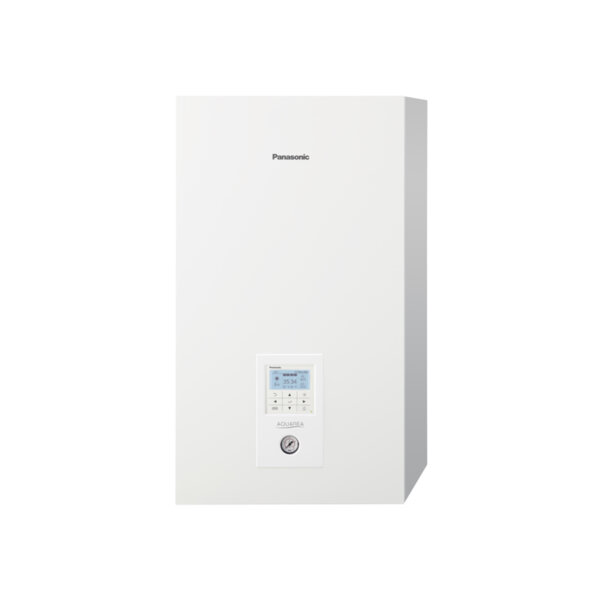 Термопомпа Panasonic Aquarea WH-SDC12H9E8/WH-UD12HE8, 12.0 kW, отопление, охлаждане и БГВ