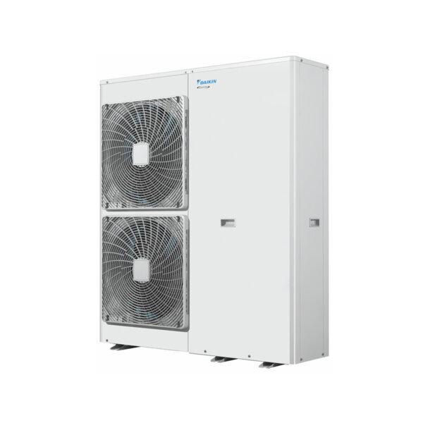 Термопомпа Daikin Altherma EBLQ014C3W1, 14.0 kW, отопление, охлаждане и БГВ