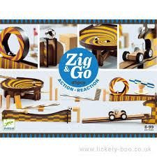 Kонструктор Zig & Go 45 части