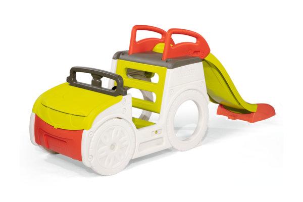 SMOBY Кола за приключения с пързалка