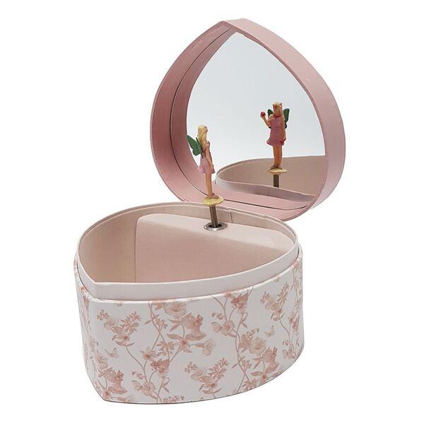 Музикална кутия, Голямо сърце - Феята Жасмин