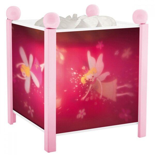 Магическа лампа Феи - Розова 12