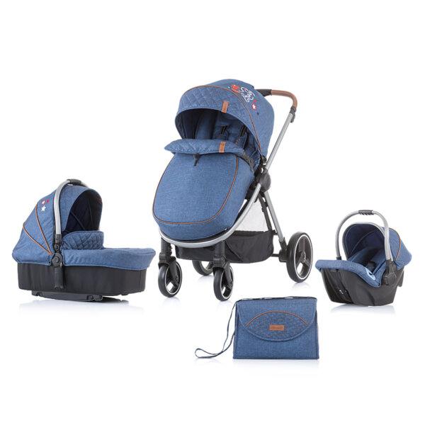 Детска количка Према 3 в 1, колекция 2020г
