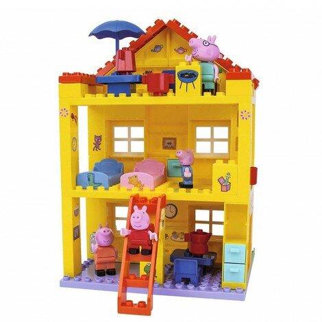 Конструктор PlayBIG Bloxx Peppa Pig Къща