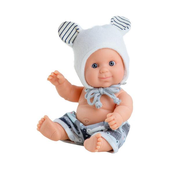 Кукла бебе Aldo серия Los Peques