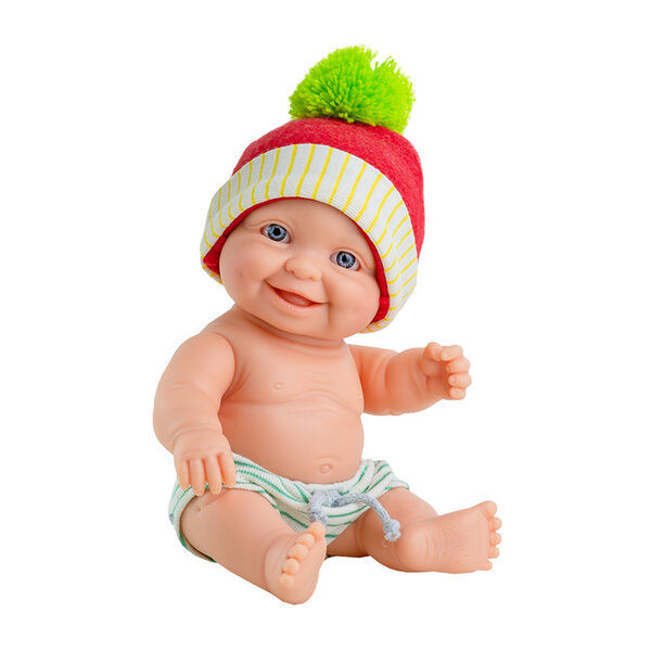 Кукла бебе Greg серия Los Peques