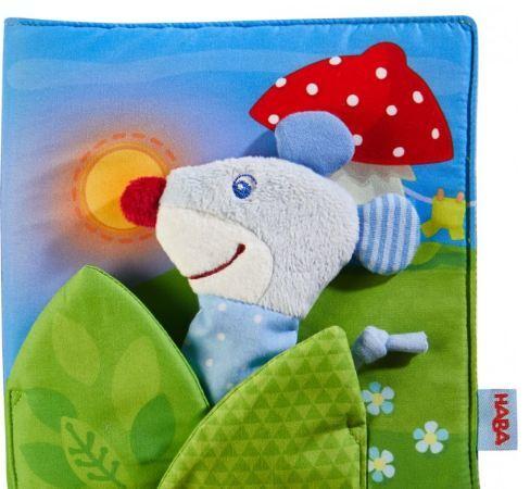 Мека бебешка книжка- Лека нощ