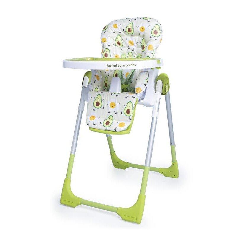Столче за хранене Noodle 0+, Strictly Avocados