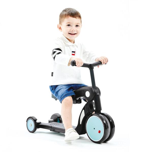 Детска играчка скутер 4в1 ALL RIDE
