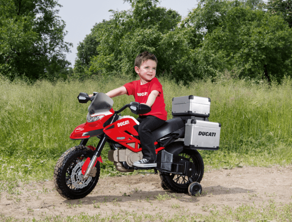 Акумолаторен мотор Ducati Enduro - 12V