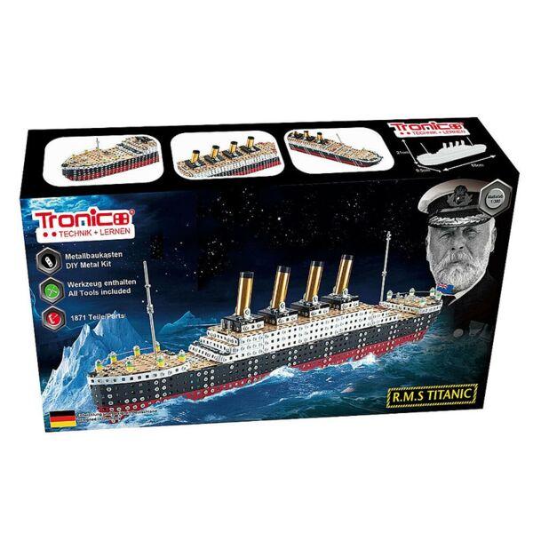 Profi Serie, Метален конструктор, Титаник