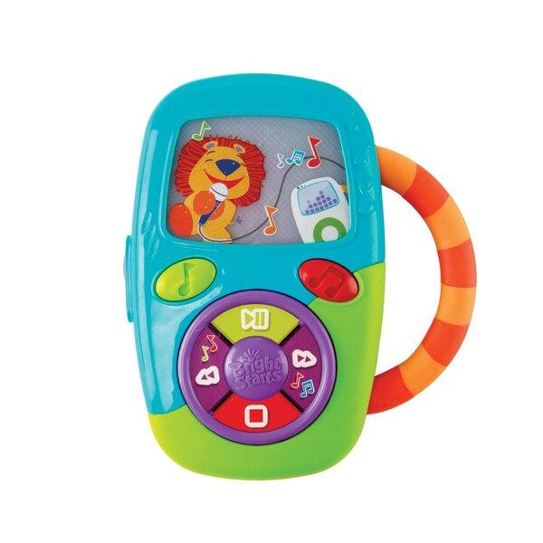 Bright Starts Детски музикален телефон Get Movin