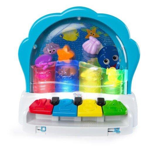 Baby Einstein Музикална играчка пиано Pop n Glow
