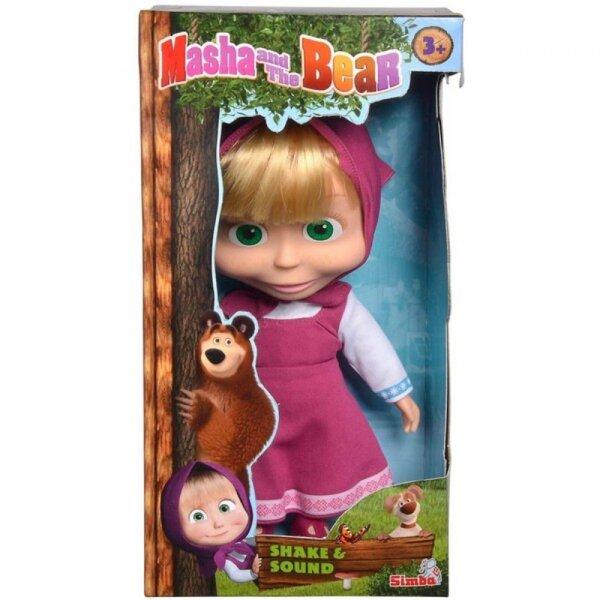 Смееща се кукла Маша