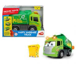 Dickie-Happy Камион за боклук
