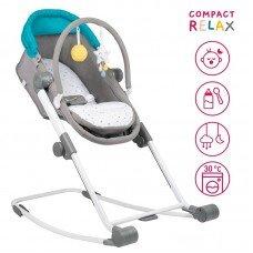 4 в 1 - Стол за хранене с Шезлонг и Кош за новородено