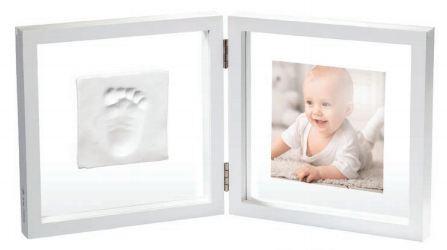 Отпечатък със снимка - бяла рамка, прозрачно паспарту