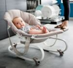 Стол за хранене Sit`n Relax 3в1 Stretch Beigeige