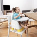 Сгъваем стол за хранене
