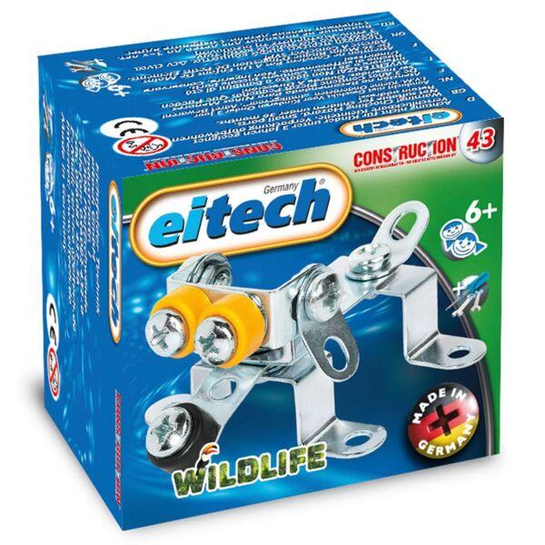 Eitech - Метален конструктор - малък