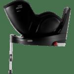 Britax Römer стол за кола Dualfix iSENSE incl. FlexBase iSENSE