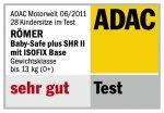ISOFIX-Основа за столчета Baby-Safe plus