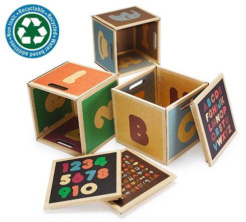 Картонени кутии Multi Box Green Lullaby