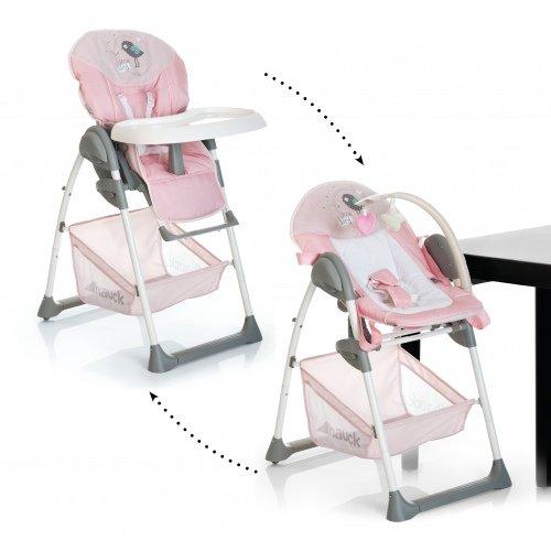 Столче за хранене и шезлонг 2в1 Hauck Sit n Relax