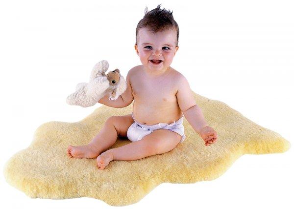 Овча еко-кожа за игра