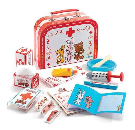 Детски комплект ветеринарен доктор