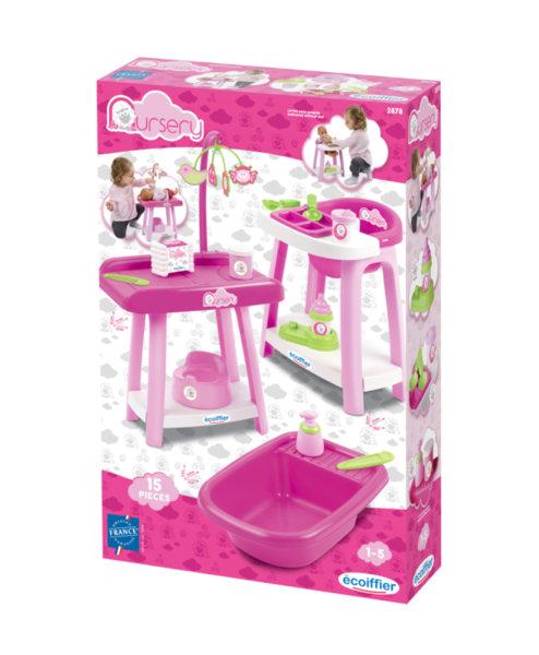 Бебешки център за кукли