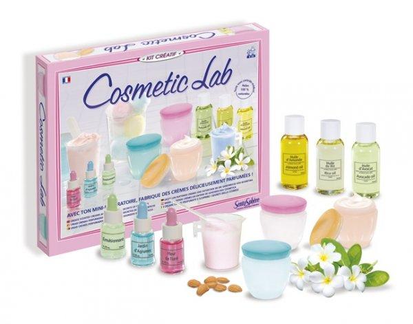 Игра козметична лаборатория
