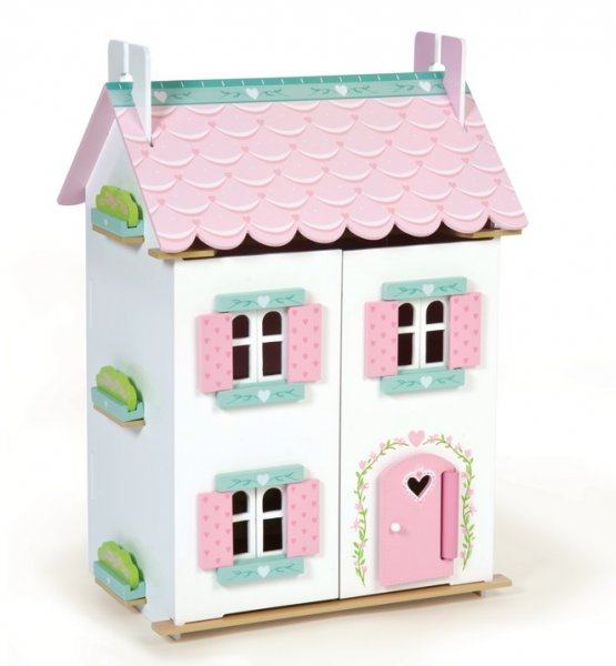 Къща за кукли Sweetheart Cottage