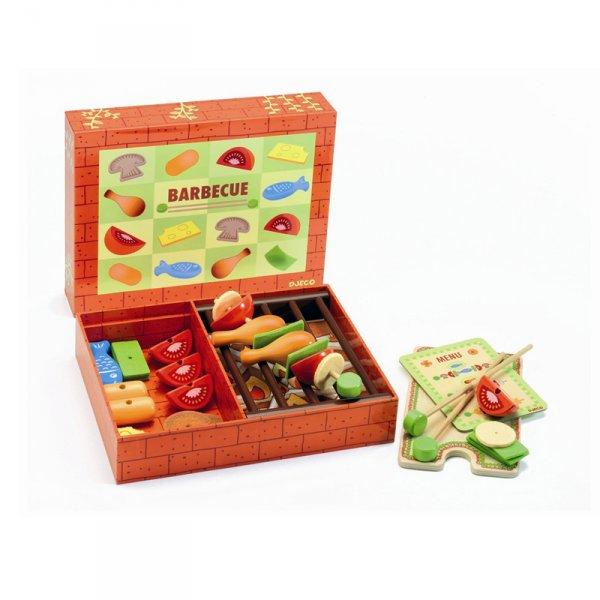 Детски комплект за готвене - барбекю