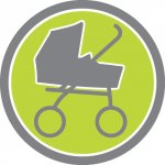 Кош за новородено Britax-Romer