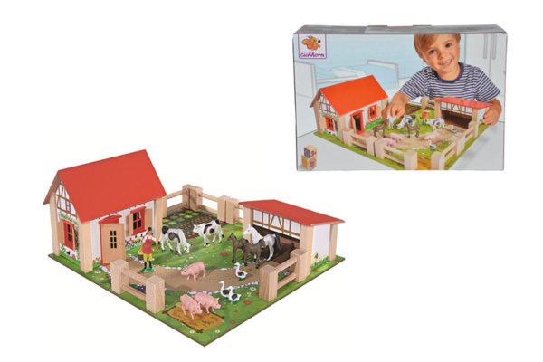 Дървена Ферма, 21 части