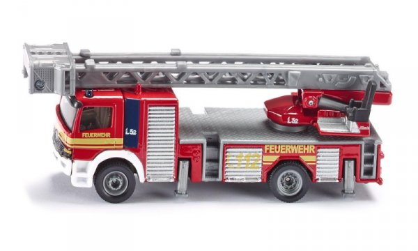 Пожарна кола Mercedes Atego