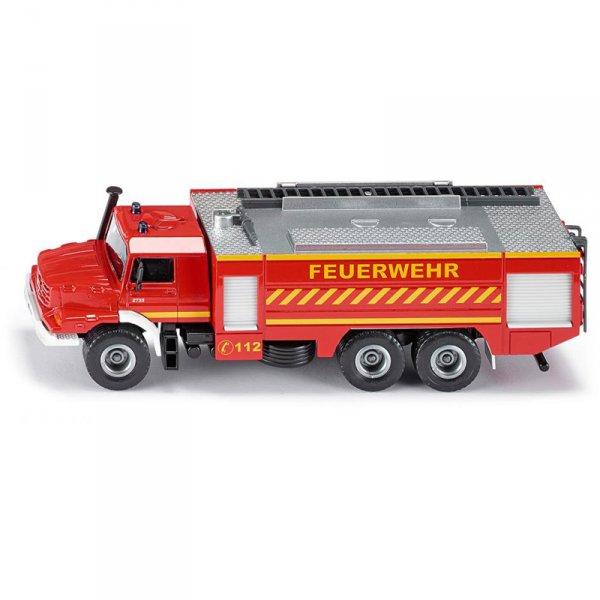 Пожарна кола Mercedes Zetros